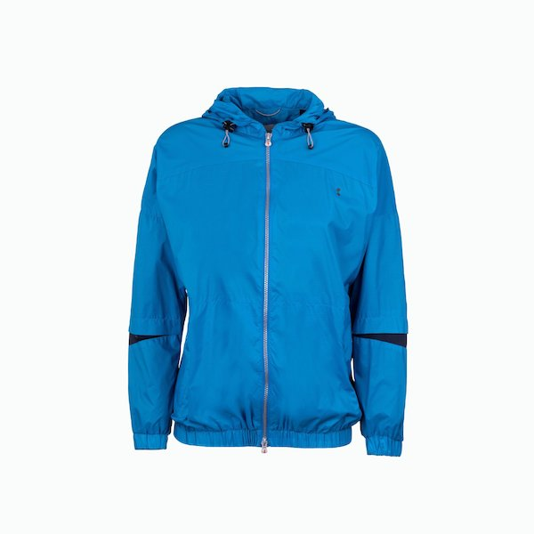 Women's Rope jacket in water-repellent ripstop Nylon