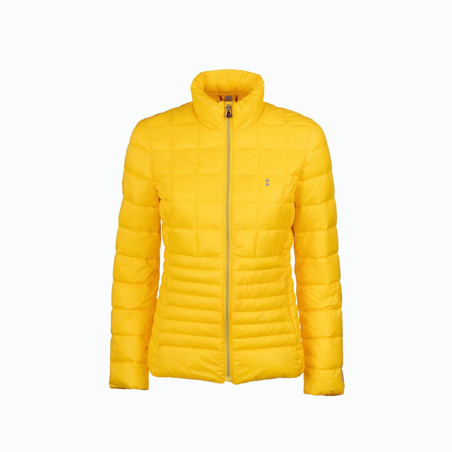 Rhumb Jacket - Blazing Yellow