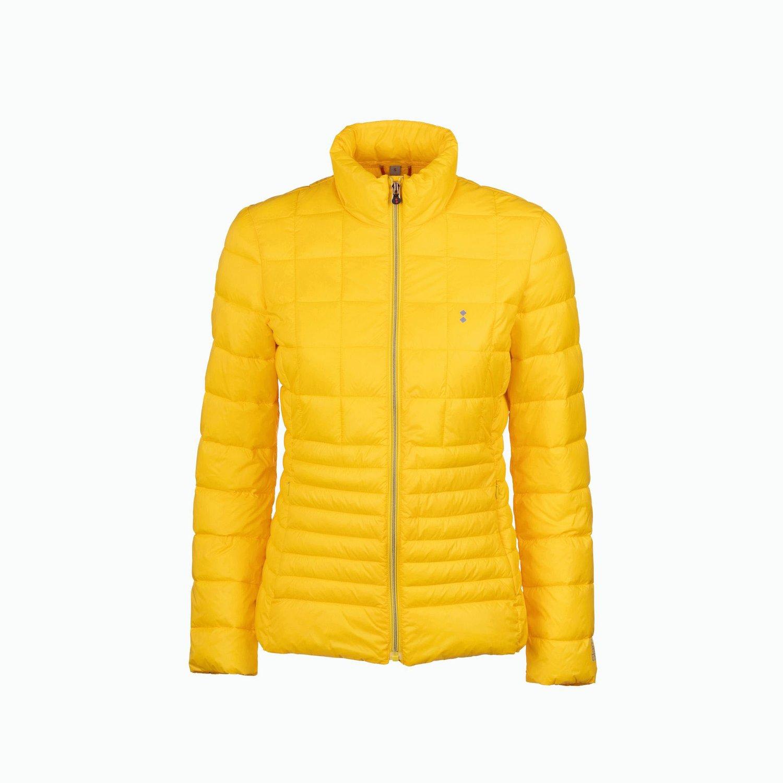 Rhumb Jacket - Leuchtend Gelb