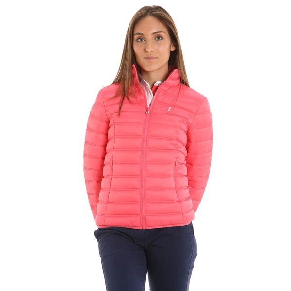 E203 ultralight women's padded jacket with two side pockets
