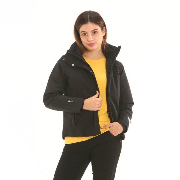 Chaqueta mujer F202 con capucha