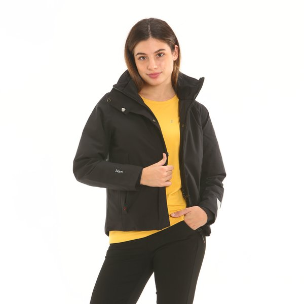 Women jacket F202 in two-layer Maxland® polyester