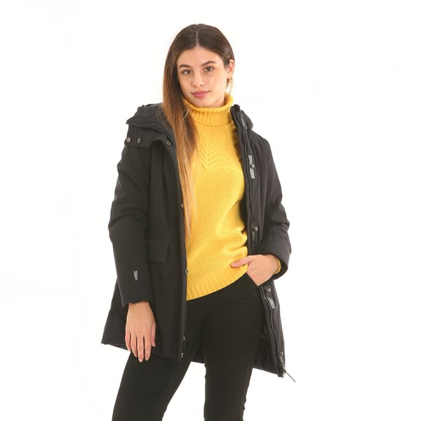Women jacket F200 in two-layer Maxland® polyester