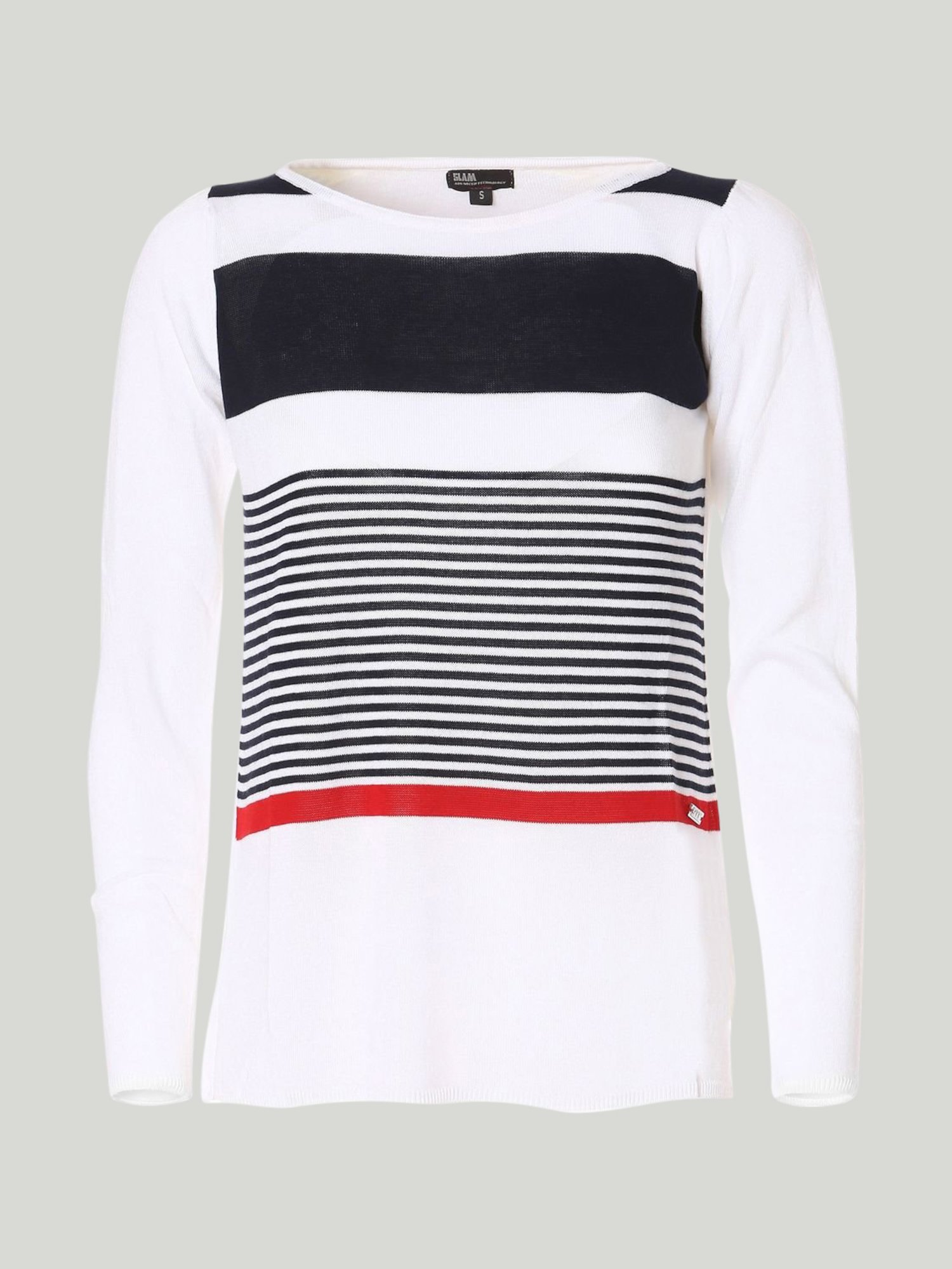 Jumper Deasy - Navy / White