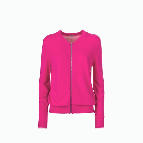 C156 Damen Strickjacke