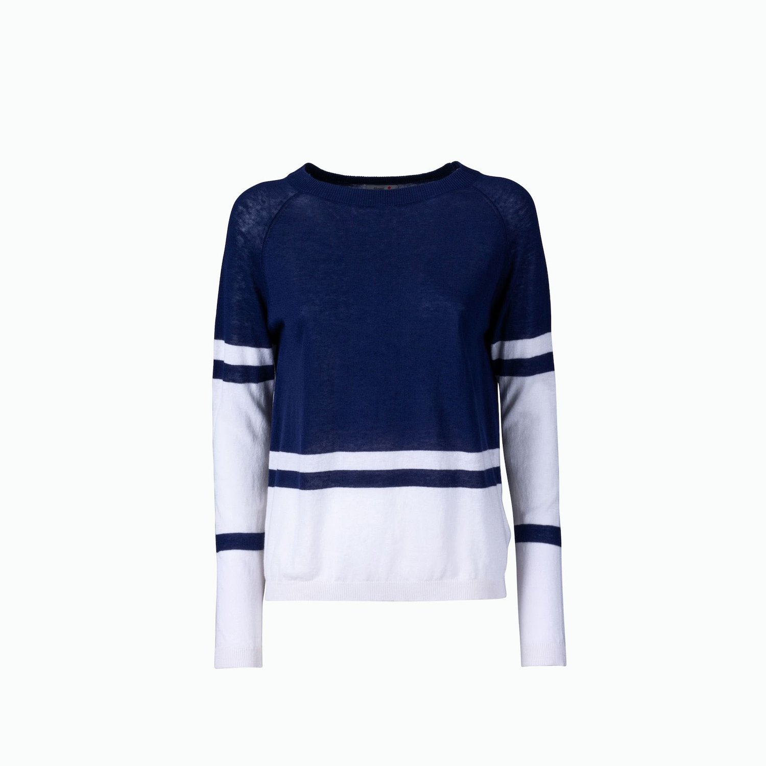 C159 Jumper - Navy / White