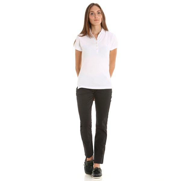 Pantalón mujer Margate New de algodón elástico
