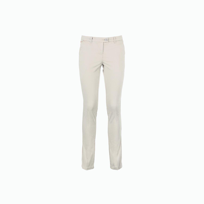 Pantalone B37 - Gesso