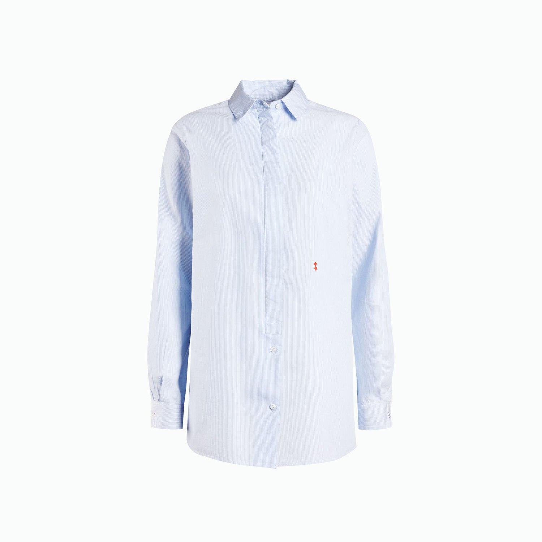 Camicia B29 - Azzurro / Bianco