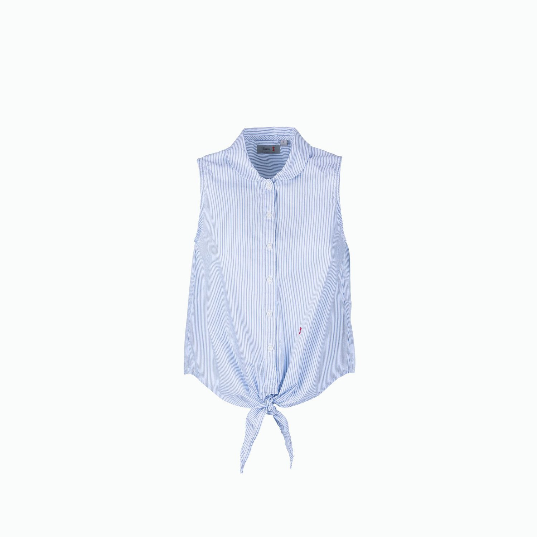 Camicia C07 - Azzurro / Bianco