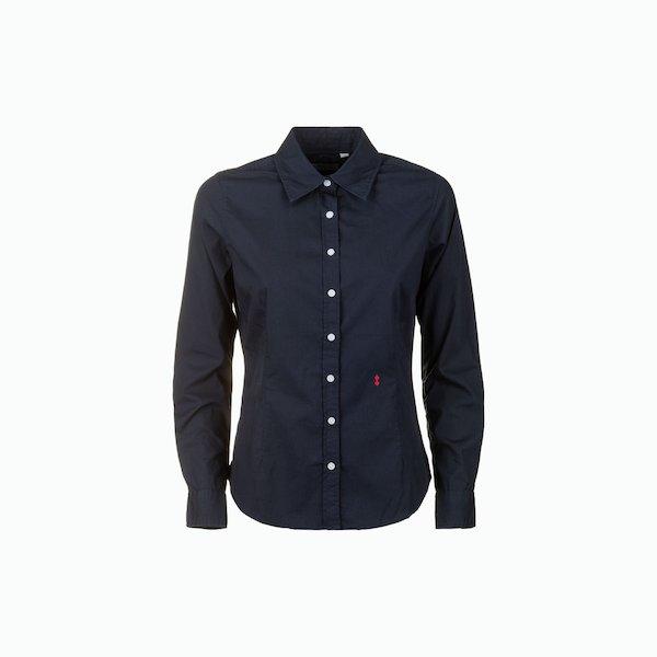 Camisa mujer Cheval 2.1 de algodón de manga larga