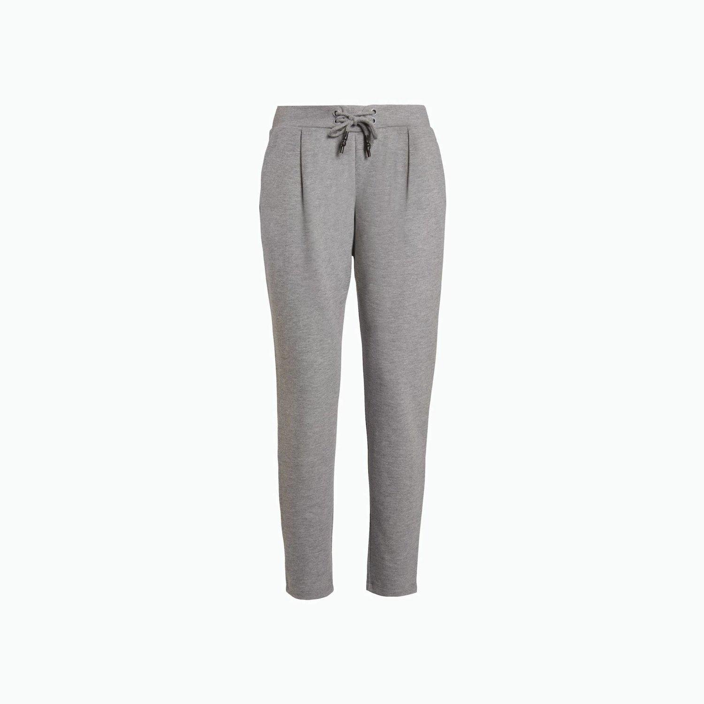 B25 Mel Sweatpants - Dark Grey Melange