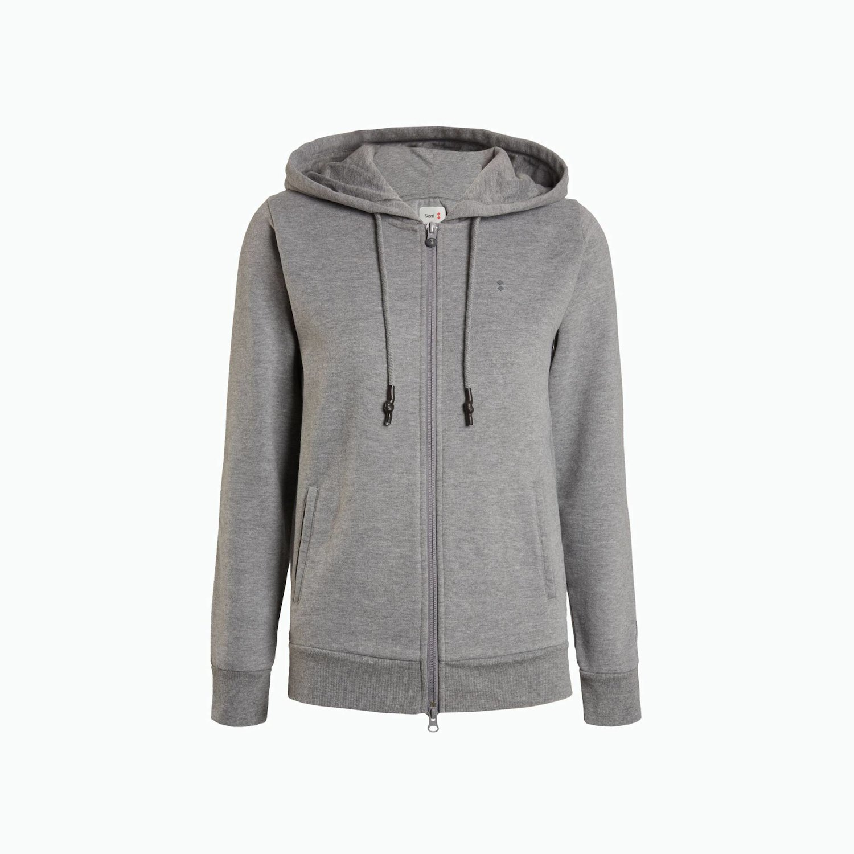 B197 Mel Sweatshirt - Dark Grey Melange