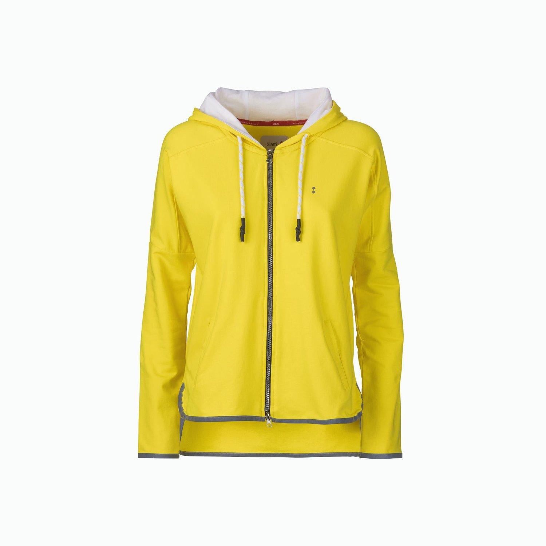 Sweat-shirt C101 - Blazing Yellow