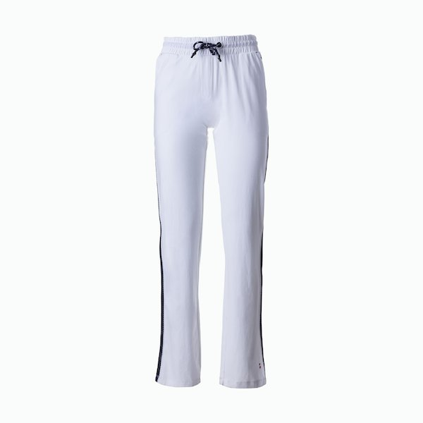 C123 sport trousers woman in cotton jersey