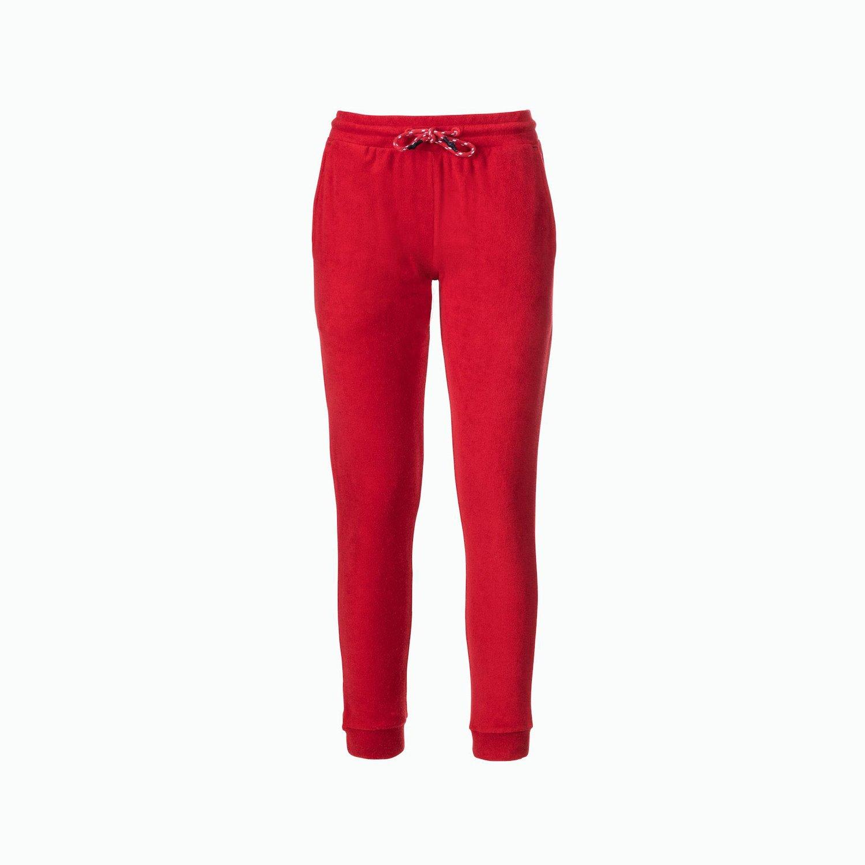 C137 Sweatpants - Rojo Slam