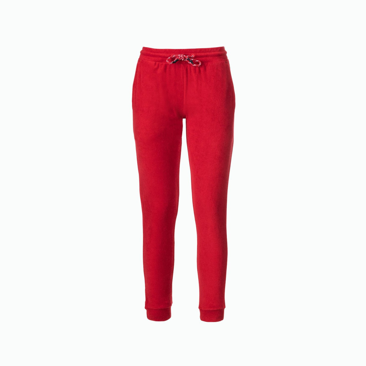 C137 Sweatpants - Slam Red