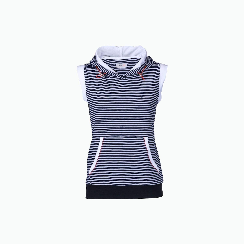 C187 Sweatshirt - Azul Marino / Blanco