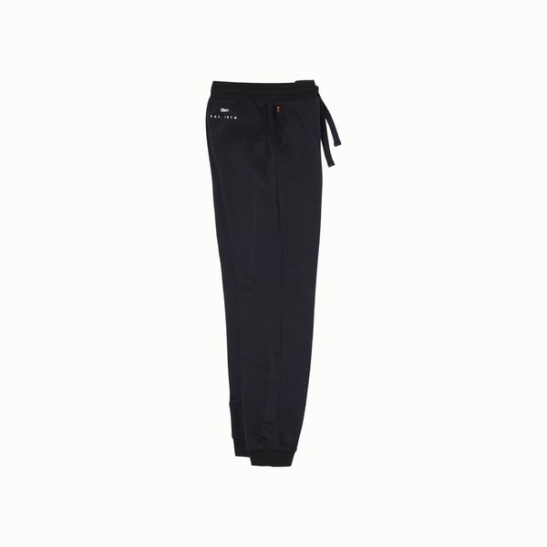 D659 women's trousers in solid color fleece