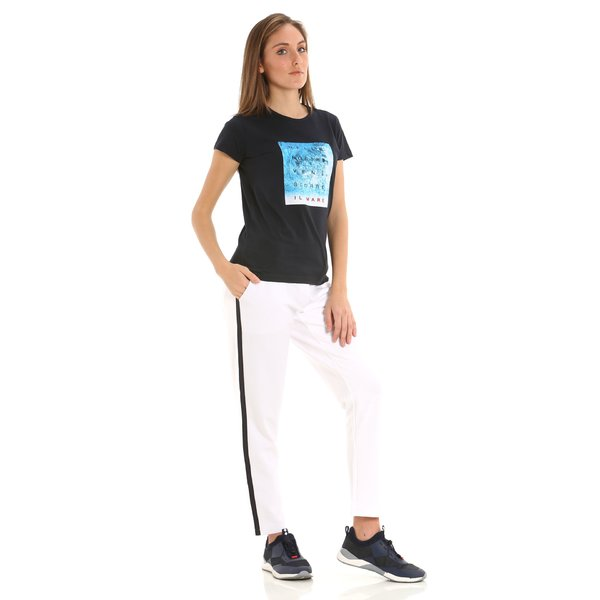 E227 women's sweatpants in stretch cotton