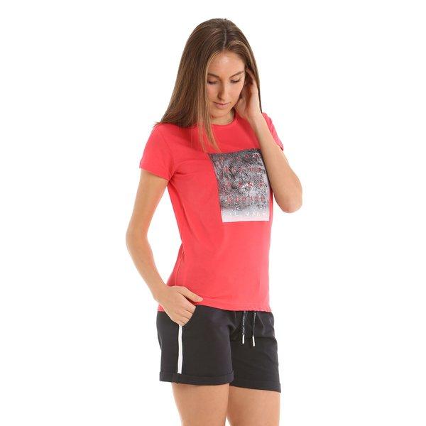 Damenhose E233 mit zwei seitlichen Taschen