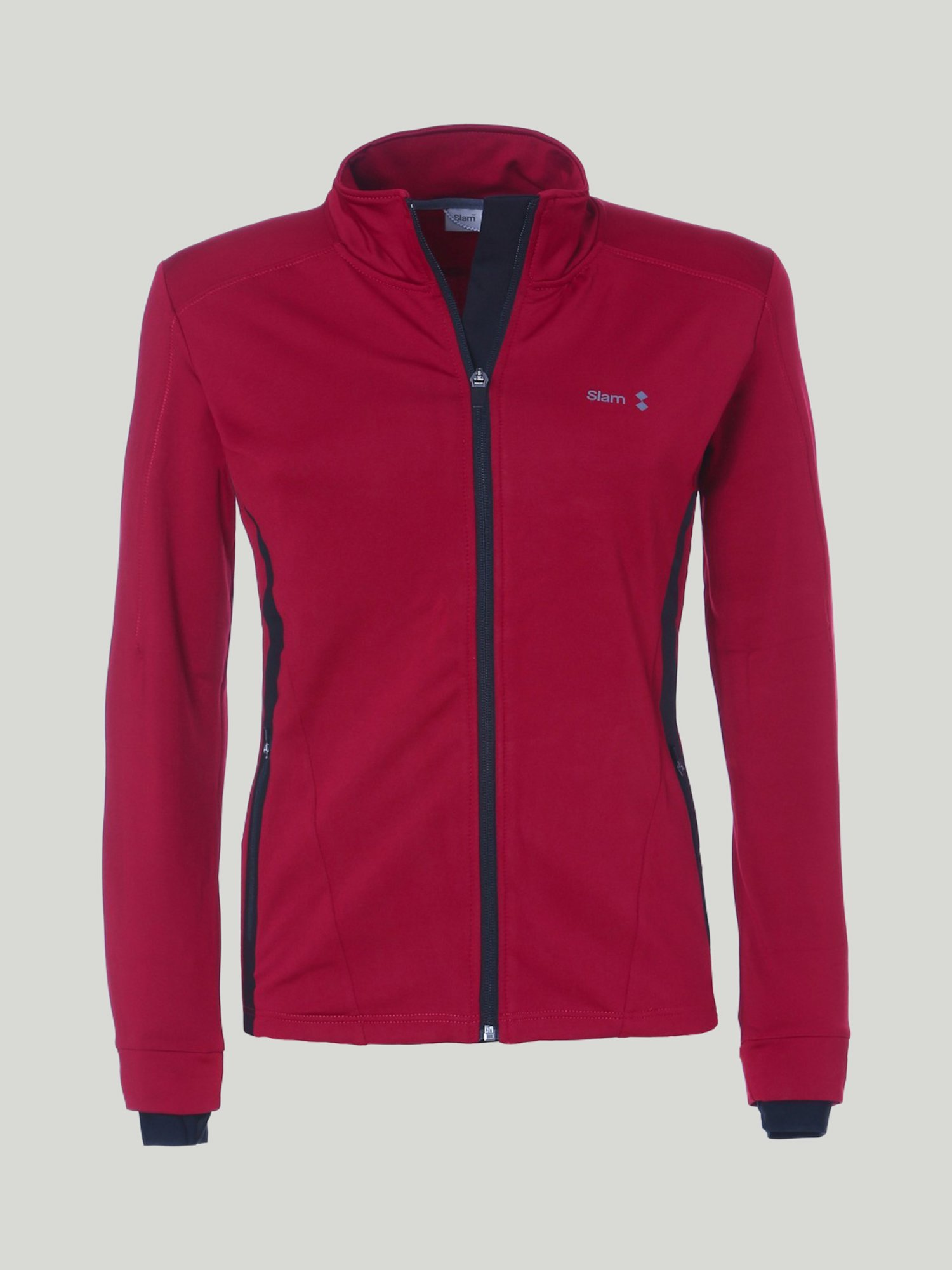 FLEECE MOPELIA - Breton Red