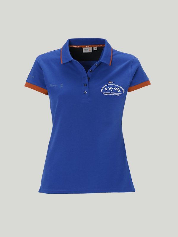 B50 women's polo shirt