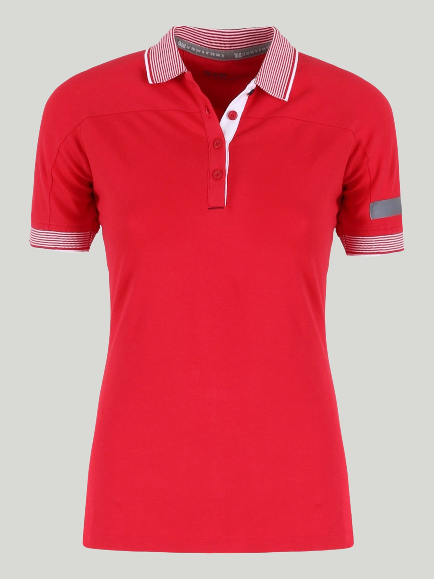 Poloshirt Diamante - Slam Red