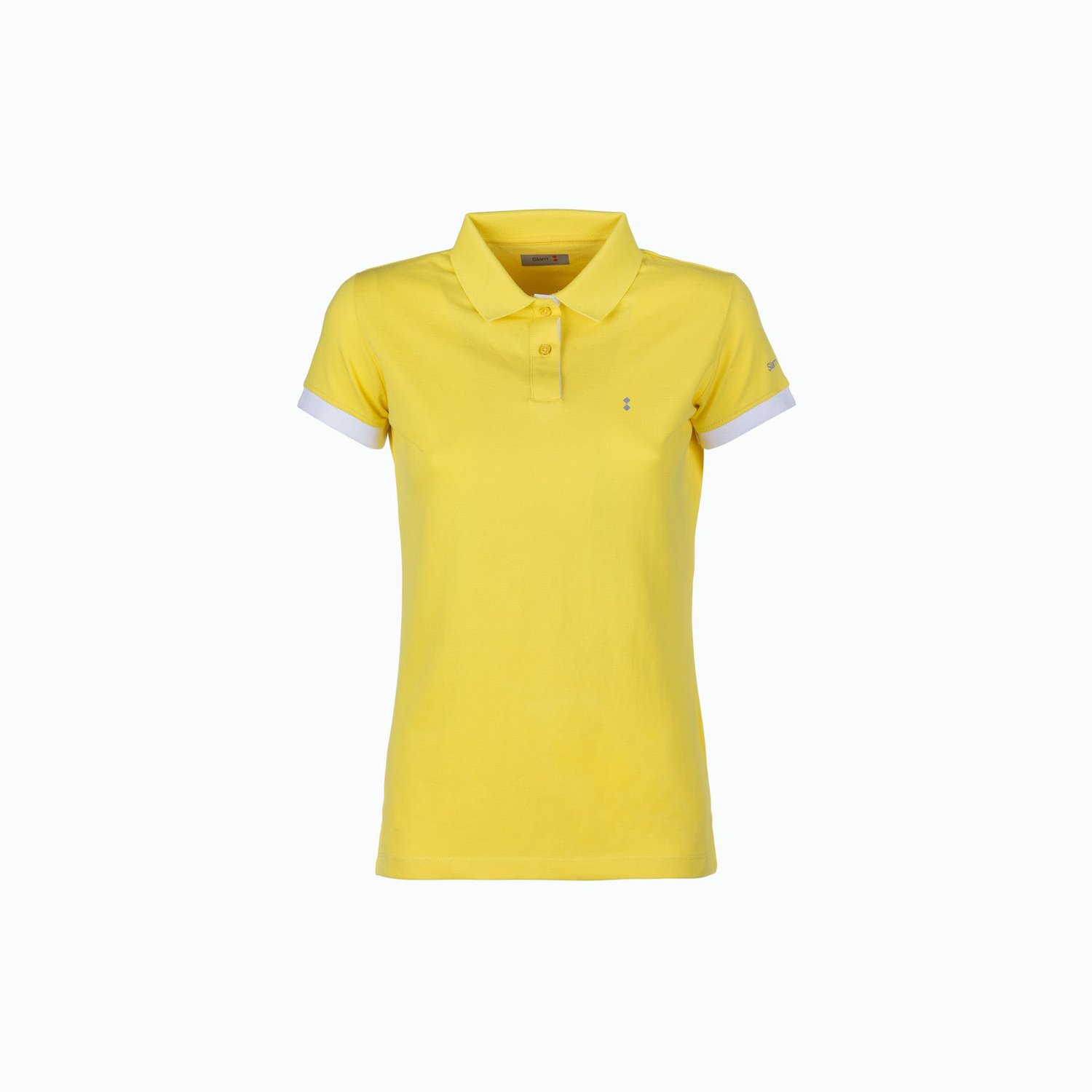 C128 Polo - Blazing Yellow