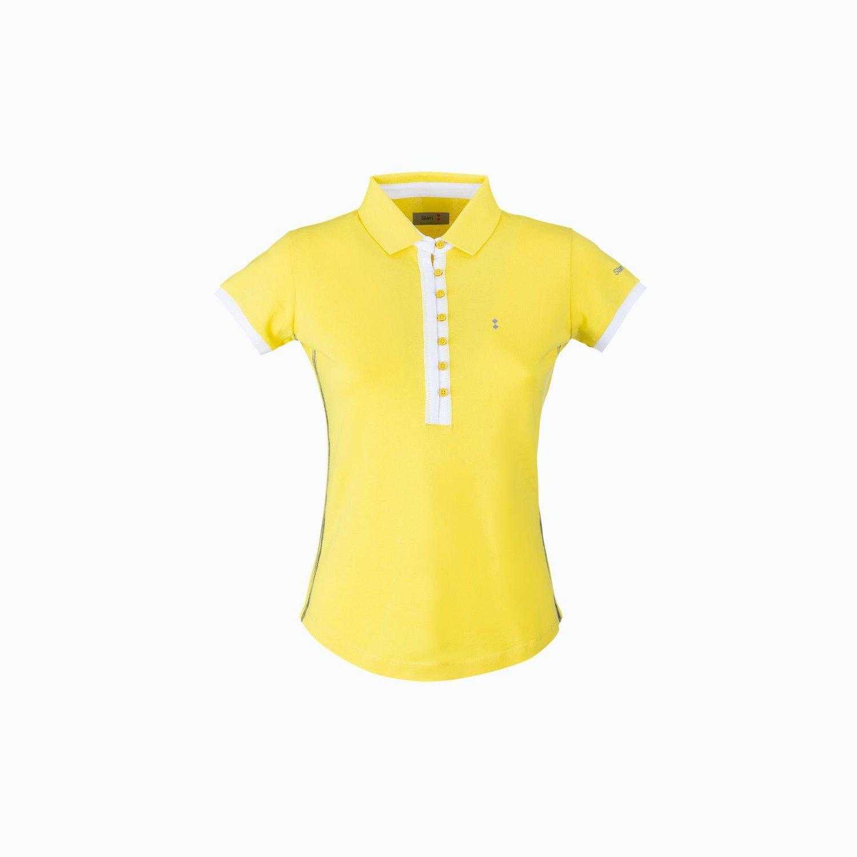 C129 Polo - Blazing Yellow