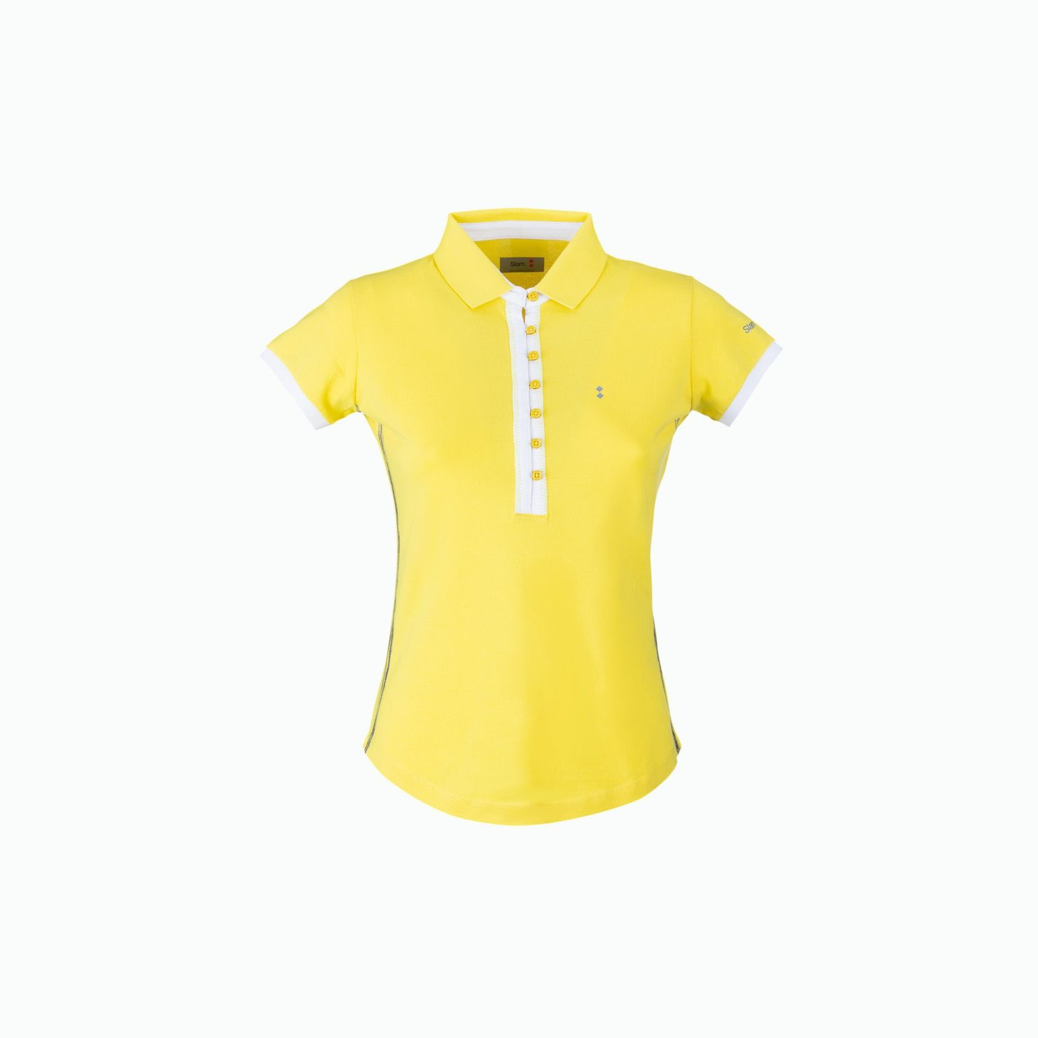 C129 Polo - Blazing Yellow