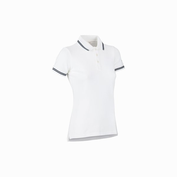Polo Donna regata women ss in cotone piquet