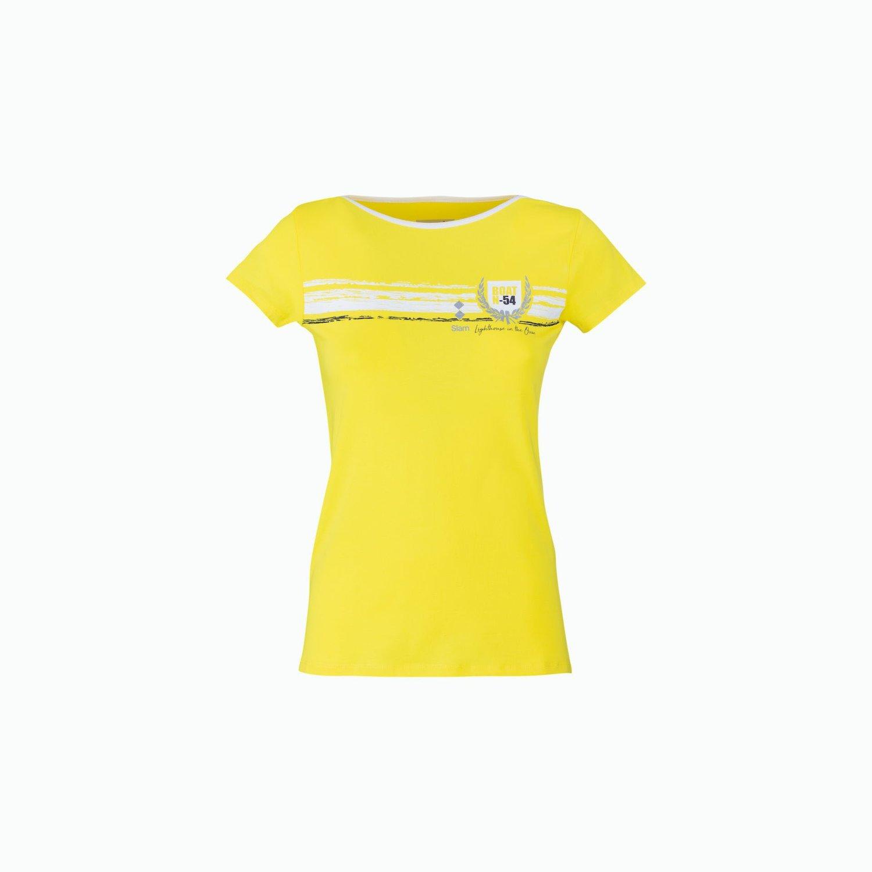 C182 T-Shirt - Blazing Yellow