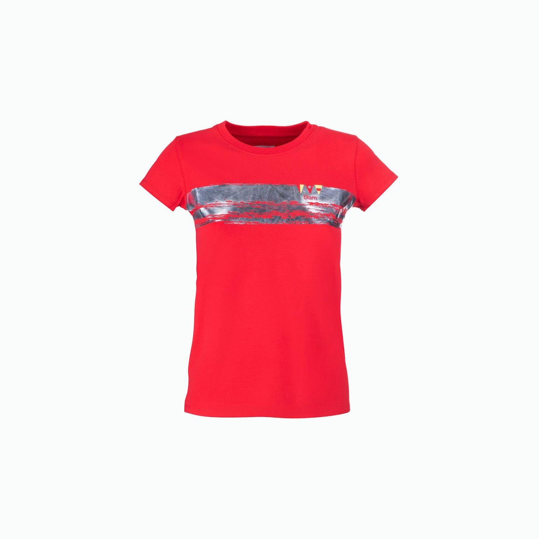 C183 T-Shirt - Slam Red