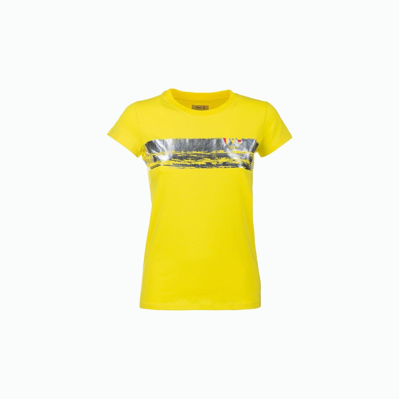 T-Shirt C183 - Giallo Sfolgorante
