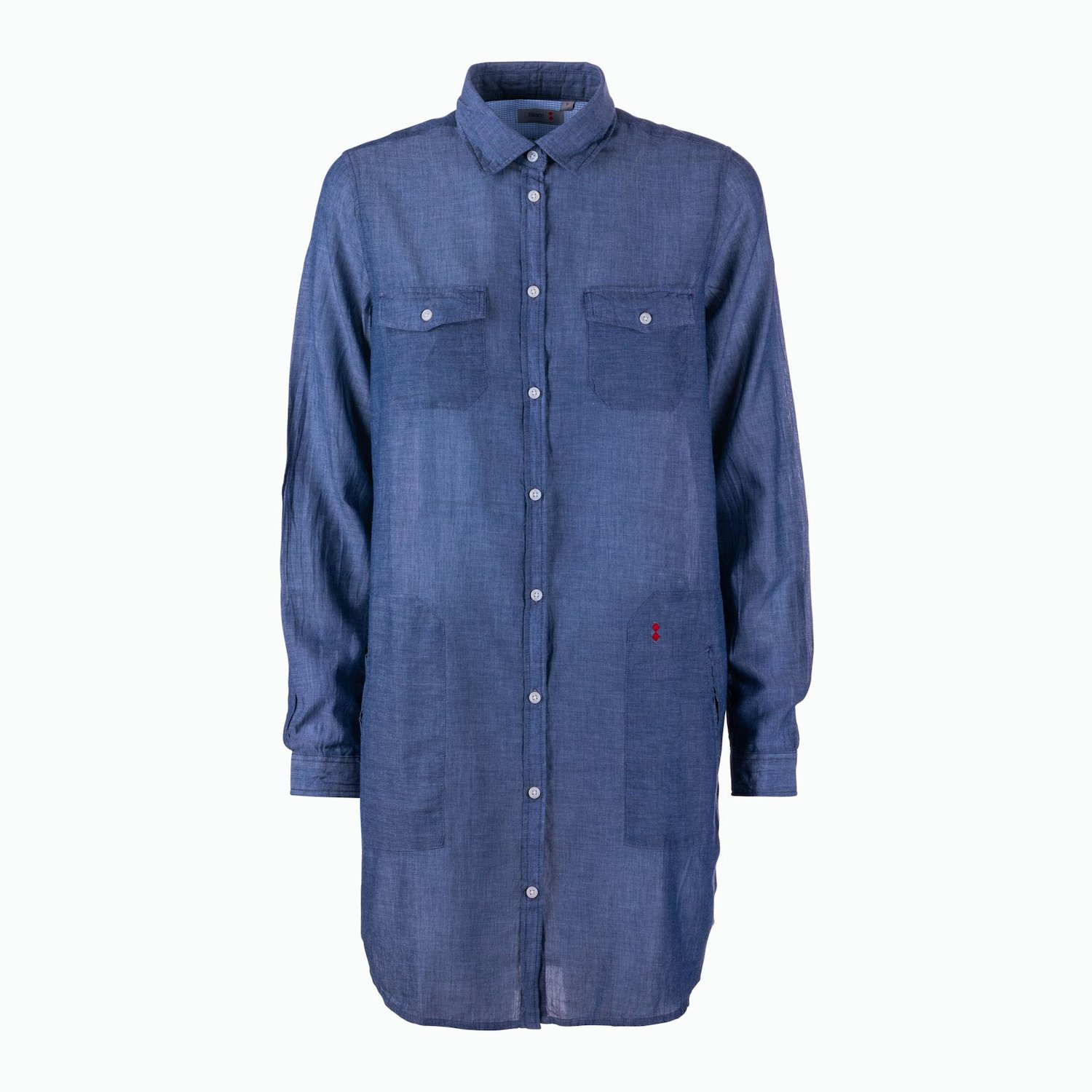 C06 Dress - Mittel Denim
