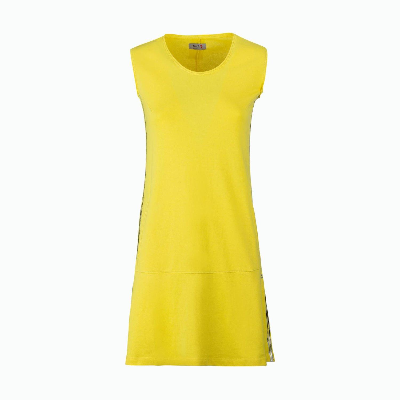 C127 Dress - Blazing Yellow