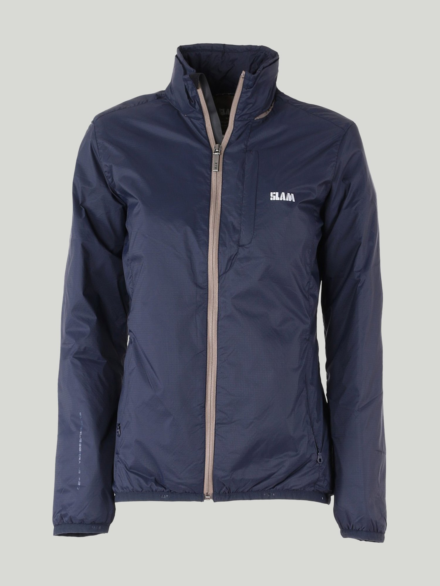 Blow Padded Jacket  - Ocean Blue