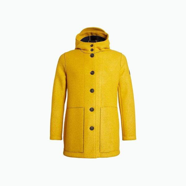 Wool Grover Coat