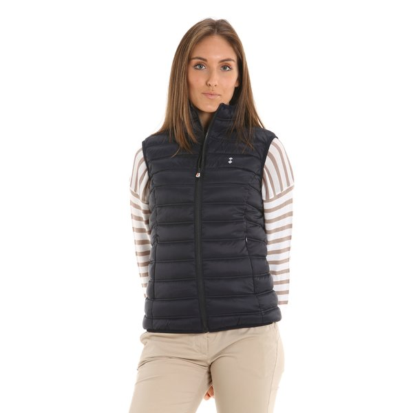 E205 ultralight women's vest with two side pockets