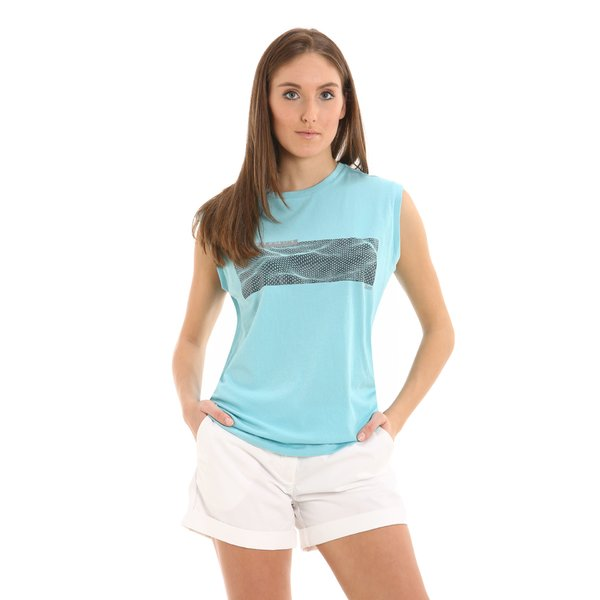 Damen-Bermuda E267 mit umschlagbarem Beinsaum