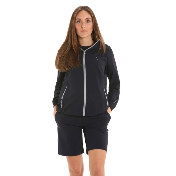 Bermuda femme E261 en stretch technique de nylon