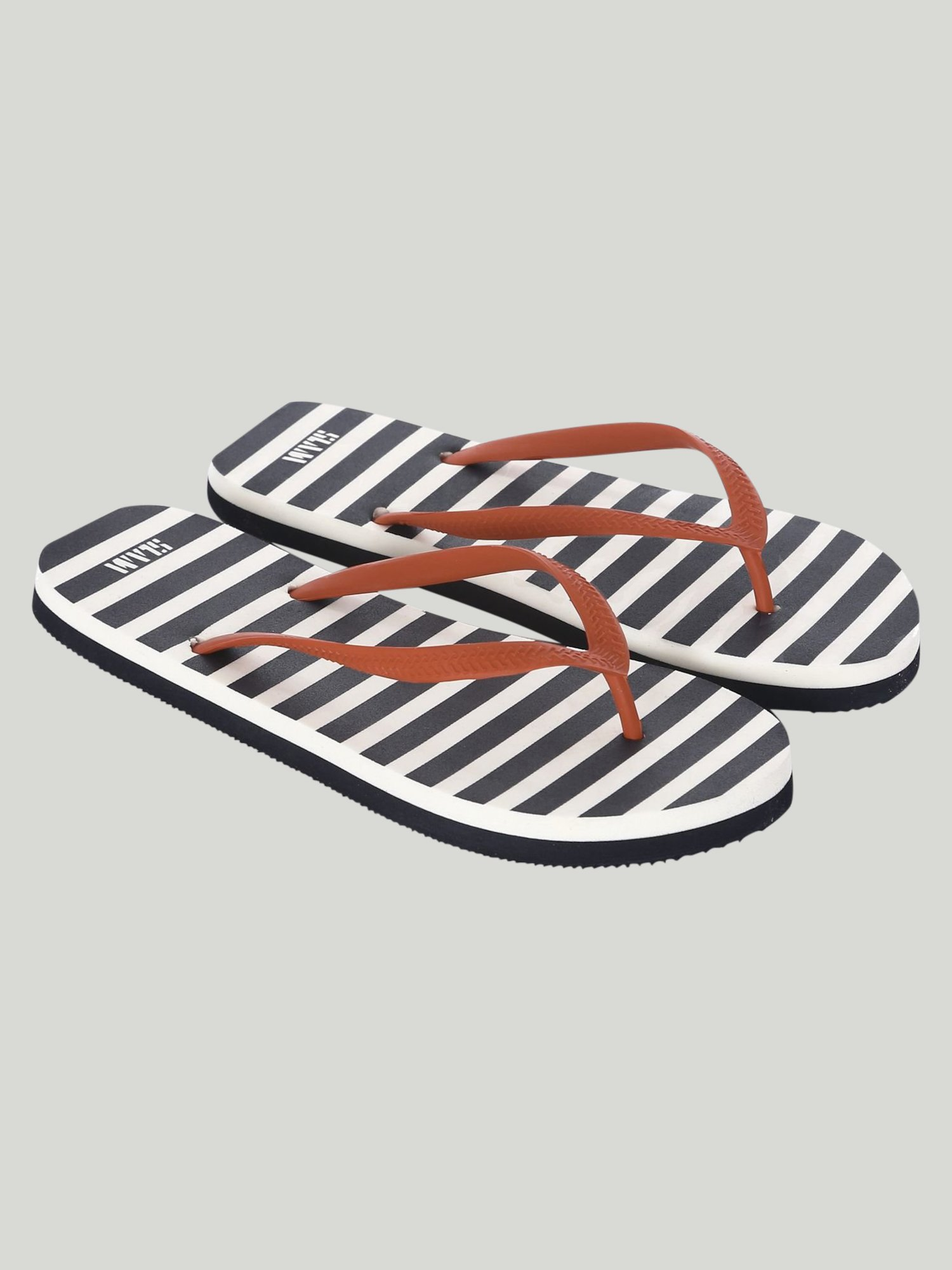 Flip-Flop Whale - Navy / White / Slam Red