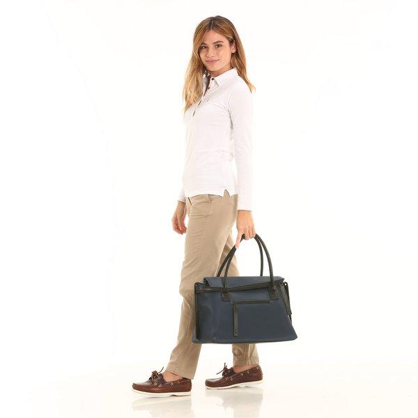 Bolsa Satchel mujer D921