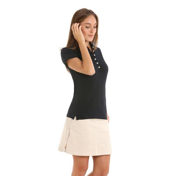 Havana Baumwoll-Stretch Damen Hosenrock