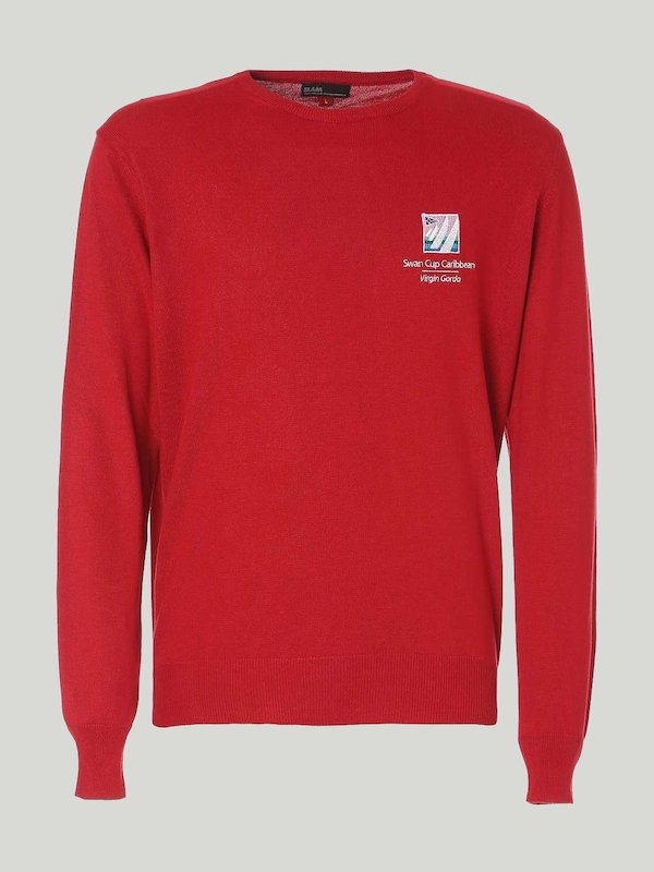 Simius Swan Cup Sweater