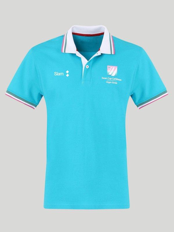 D Swan Cup polo shirt