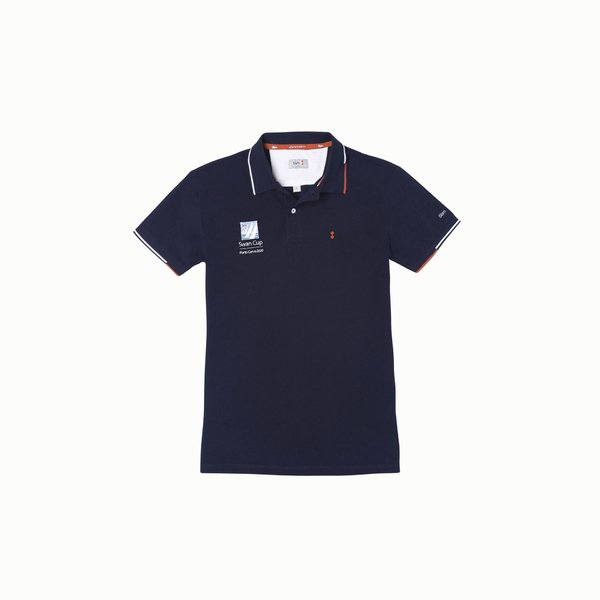 Polo hombre Stern Swan