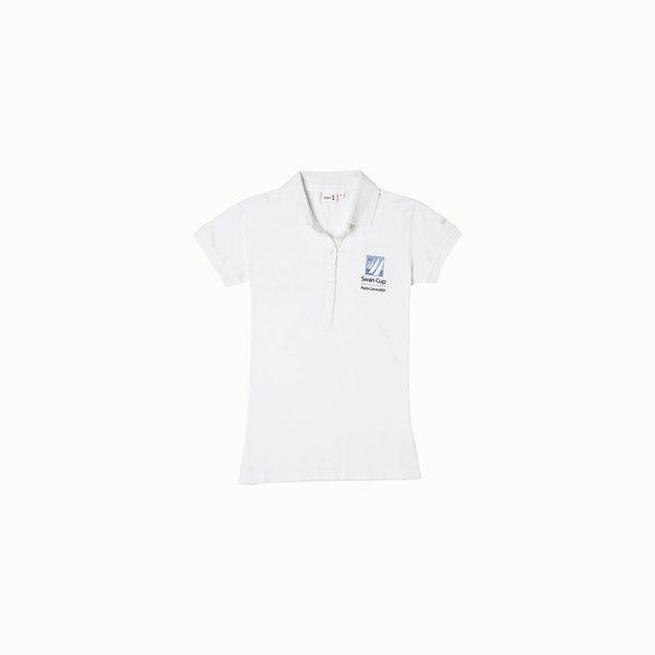 Damen Poloshirt Roseland Swan
