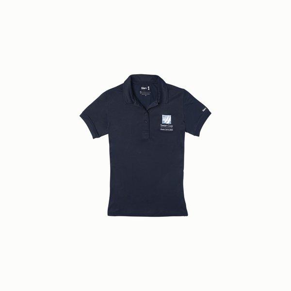 Damen Poloshirt Vellan Swan